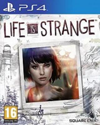 Life is Strange-Sony Playstation 4
