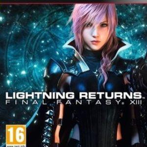 Lightning Returns Final Fantasy XIII-Sony Playstation 3