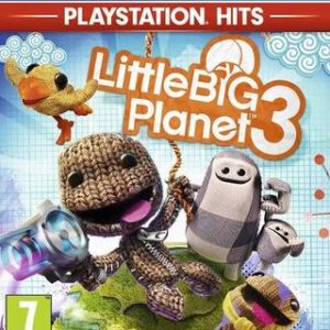 Little Big Planet 3 (Playstation Hits)-Sony Playstation 4