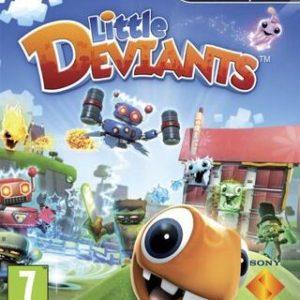 Little Deviants-Sony Playstation Vita