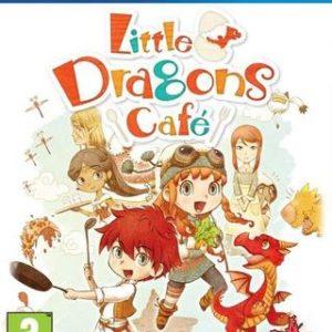 Little Dragons Café-Sony Playstation 4