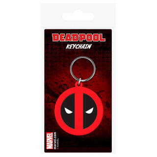 Llavero Logo Deadpool Marvel-