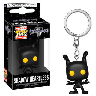 Llavero Pocket Pop Disney Kingdom Hearts 3 Shadow Heartless-
