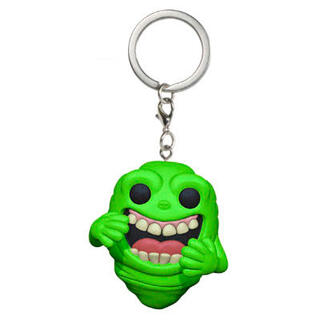 Llavero Pocket Pop Ghostbusters Slimer-
