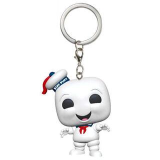 Llavero Pocket Pop Ghostbusters Stay Puft-