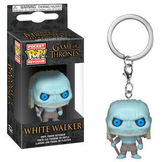 Llavero Pocket Pop Juego de Tronos White Walker-