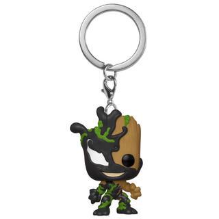 Llavero Pocket Pop Marvel Venom Groot-