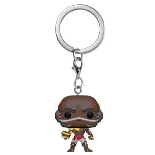 Llavero Pocket Pop Overwatch Doomfist-