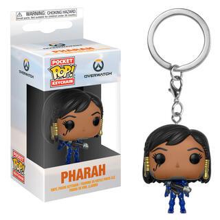Llavero Pocket Pop Overwatch Pharah-