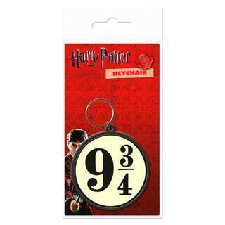 Llavero Rubber Anden 9 3/4 Harry Potter-