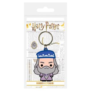 Llavero Rubber Dumbledore Harry Potter-