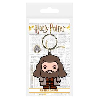 Llavero Rubber Hargrid Harry Potter-