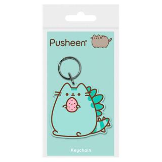 Llavero Rubber Pusheenosaurus-