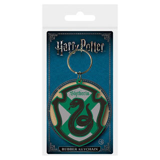 Llavero Rubber Slytherin Harry Potter-