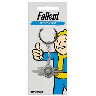 Llavero Vault Tec Fallout-