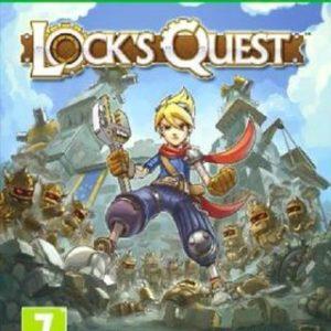 Lock's Quest-Microsoft Xbox One