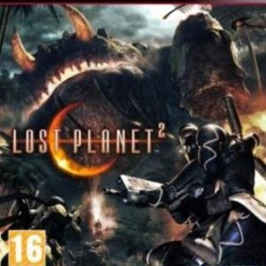 Lost Planet 2-Sony Playstation 3
