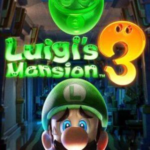 Luigi´s Mansion 3-Nintendo Switch