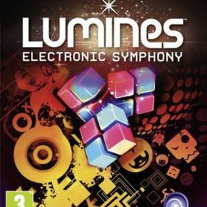 Lumines: Electronic Symphony-Sony Playstation Vita