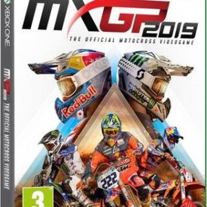 MXGP 2019 - The Official Motocross Videogame-Microsoft Xbox One
