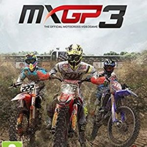 MXGP3: The Official Motocross Videogame-Microsoft Xbox One