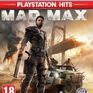 Mad Max (Playstation Hits)-Sony Playstation 4