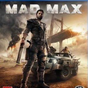 Mad Max-Sony Playstation 4