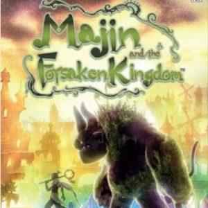 Majin and the Forsaken Kingdom-Microsoft Xbox 360