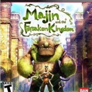 Majin and the Forsaken Kingdom-Sony Playstation 3