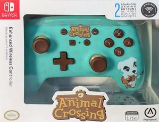 Mando Inalámbrico Animal Crossing (Totakeke)-Nintendo Switch