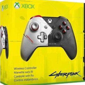 Mando Inalámbrico Cyberpunk 2077 Edición Limitada-Microsoft Xbox One
