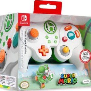 Mando Pro Alámbrico Yoshi-Nintendo Switch