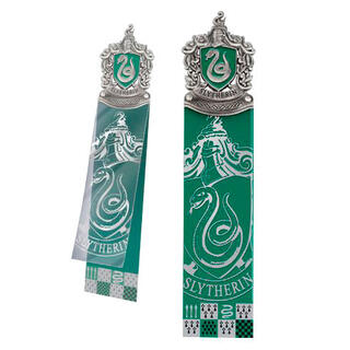 Marcapaginas Slytherin Harry Potter-
