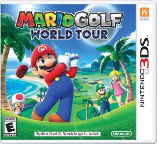 Mario Golf: World Tour-Nintendo 3DS