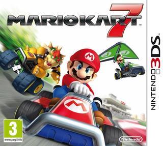 Mario Kart 7-Nintendo 3DS