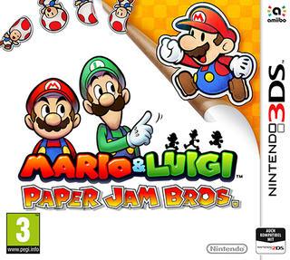 Mario & Luigi: Paper Jam Bros.-Nintendo 3DS