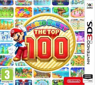 Mario Party: The Top 100-Nintendo 3DS