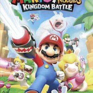 Mario + Rabbids Kingdom Battle-Nintendo Switch
