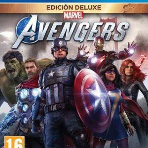 Marvels Avengers Edición Deluxe-Sony Playstation 4