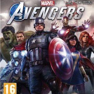 Marvels Avengers-Microsoft Xbox One