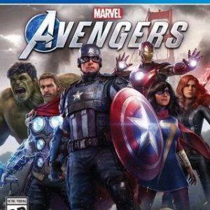 Marvels Avengers-Sony Playstation 4