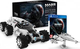 Mass Effect Andromeda Nomad ND1PACK (Edición Coleccionista)-Sony Playstation 4