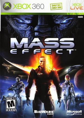 Mass Effect-Microsoft Xbox 360