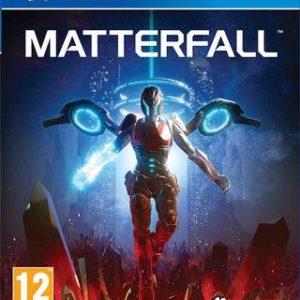 Matterfall-Sony Playstation 4
