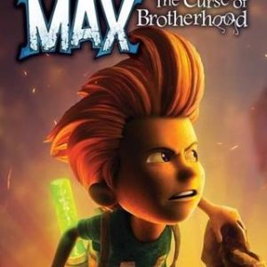 Max: The Curse of the Brotherhood-Nintendo Switch