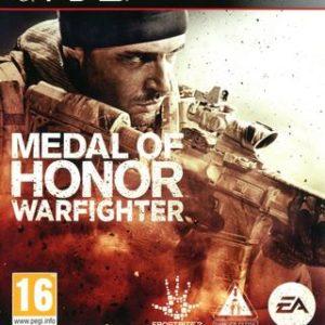 Medal of Honor: Warfighter-Sony Playstation 3