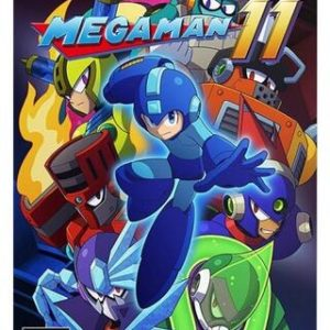 Mega Man 11 (Importación USA)-Nintendo Switch