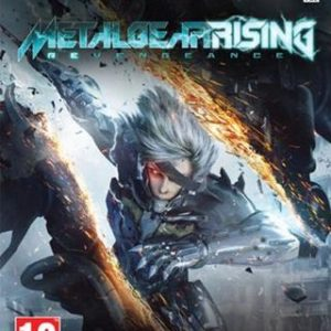 Metal Gear Rising: Revengeance-Microsoft Xbox 360
