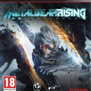 Metal Gear Rising: Revengeance-Sony Playstation 3
