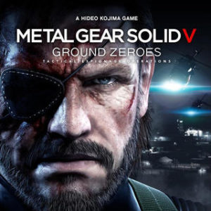 Metal Gear Solid V Ground Zeroes-Microsoft Xbox 360